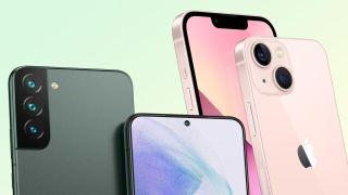iPhone 13 vs. Samsung Galaxy S22