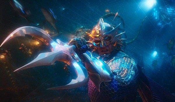 Ocean Master Patrick Wilson Aquaman