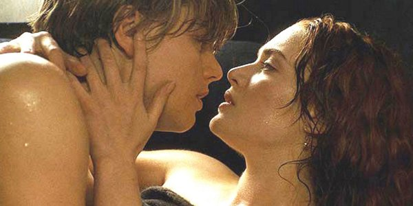 Titanic Movie Nude Scene