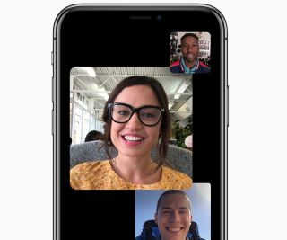 95ce25101b01ff Up to 32 people can join a FaceTime group call in iOS 12. With video  filters and Animoji, video chats will never be the same.