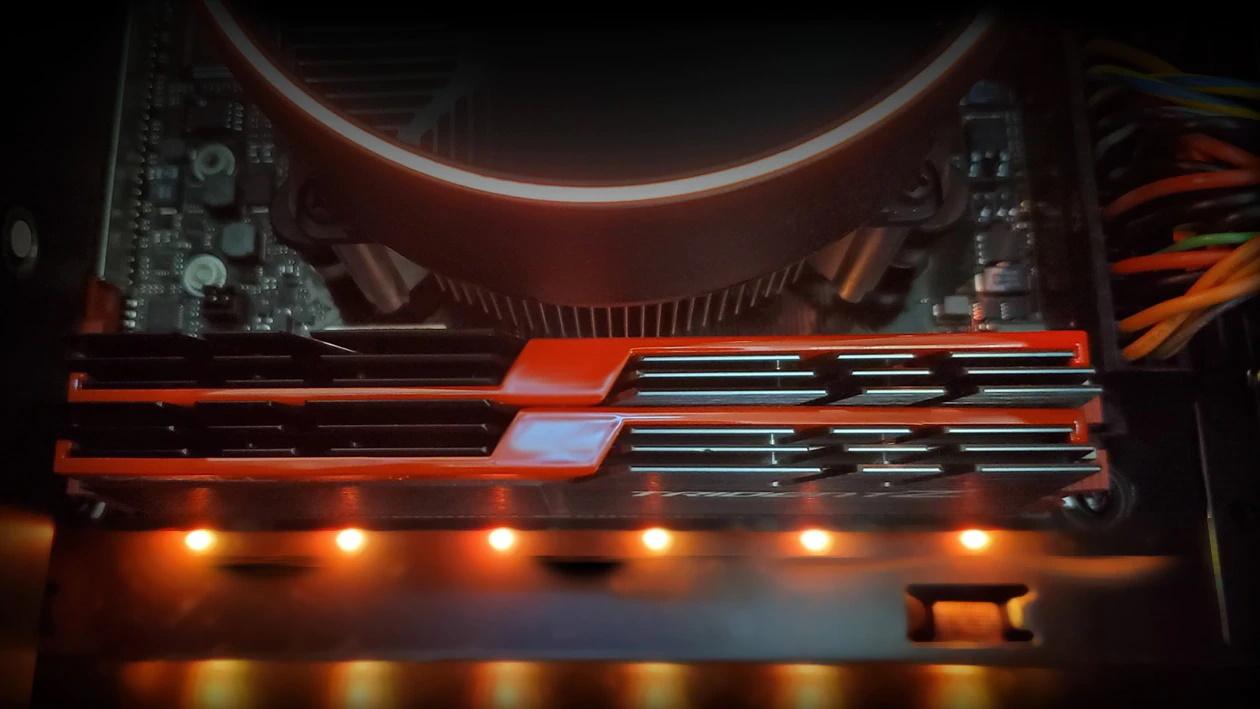 System memory for AMD Ryzen platform