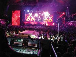 ESP New York Selects Soundcraft's Vi6 For Diesel's 30th Anniversary