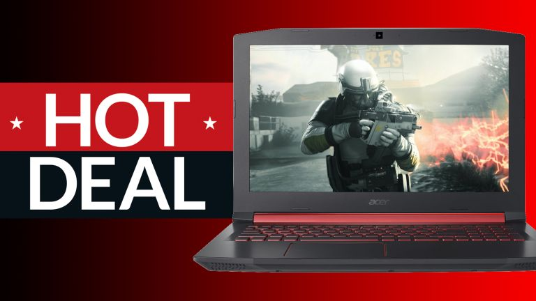 Cheap Acer gaming laptop sale at Walmart saves you $200 on an Acer Nitro 5 15 inch gaming laptop.