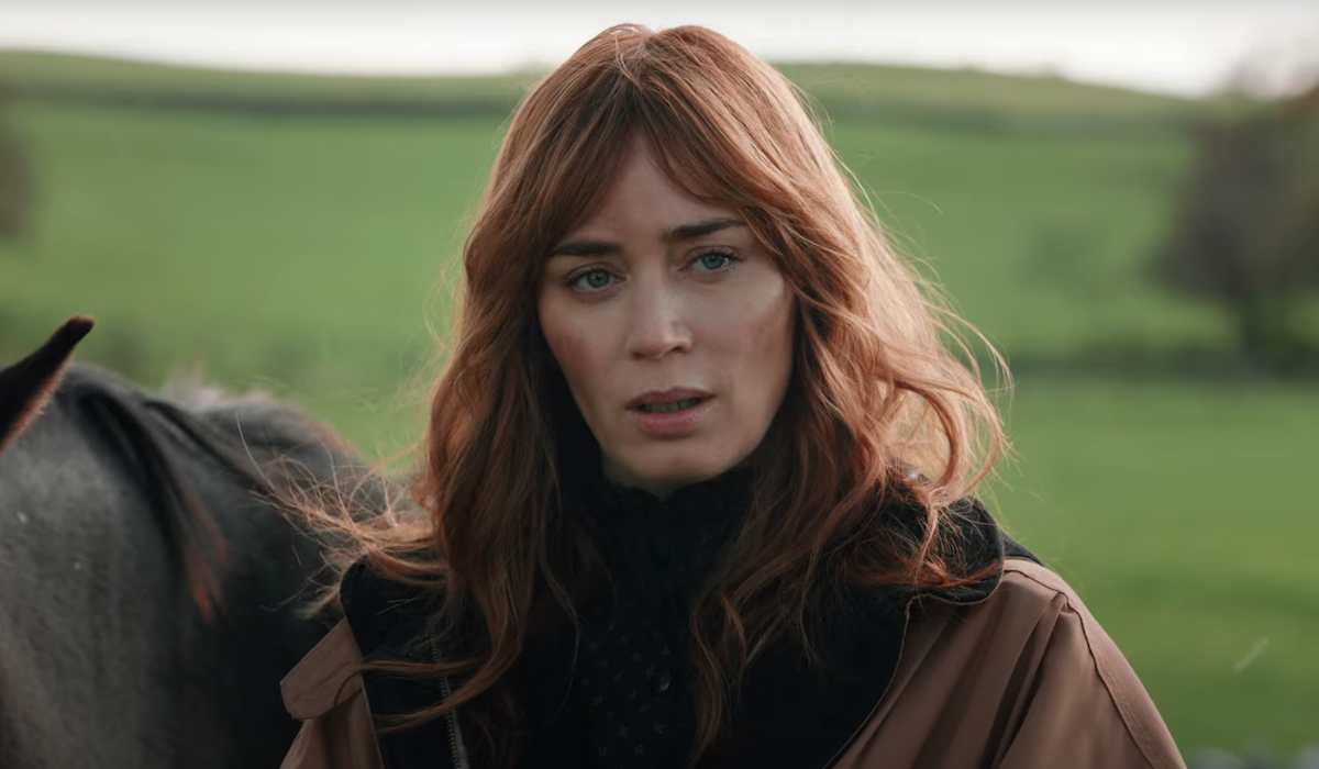 Emily Blunt as Rosemary in Wild Mountain Thyme