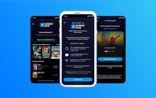 Movies Anywhere's movie sharing feature Screen Pass