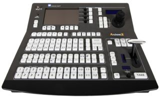Analog Way Switcher and Remote Controllers at ISE 2012