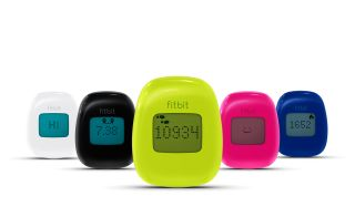 The Fitbit Zip fitness tracker
