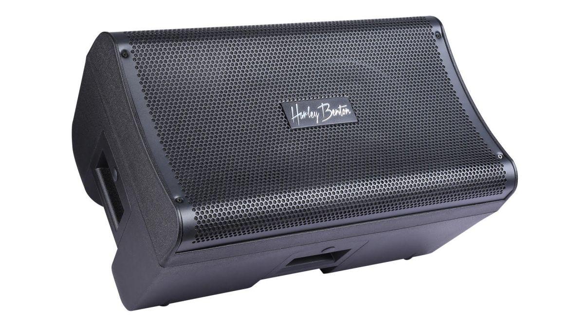 Harley Benton FRFR-112A DSP guitar cab review