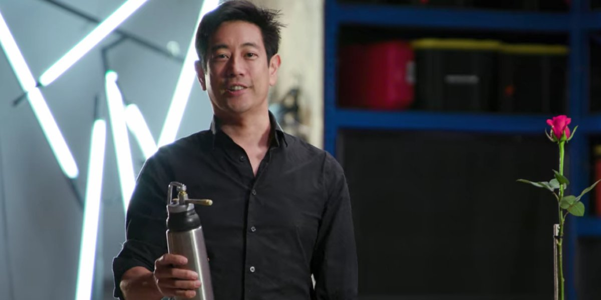 Grant Imahara on White Rabbit Project