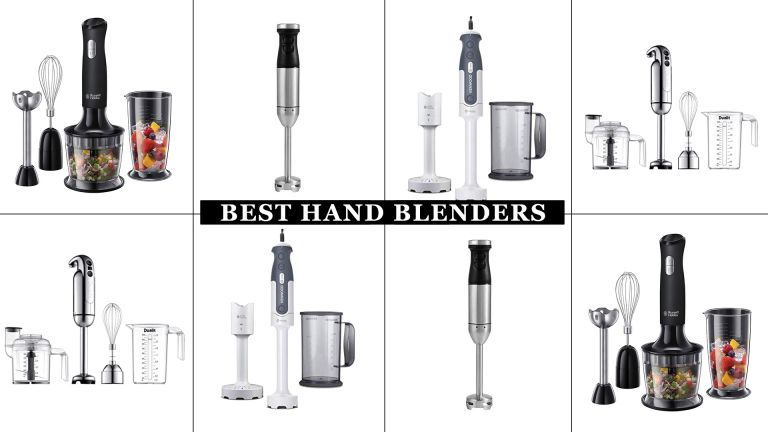 Our selection of the best hand blenders