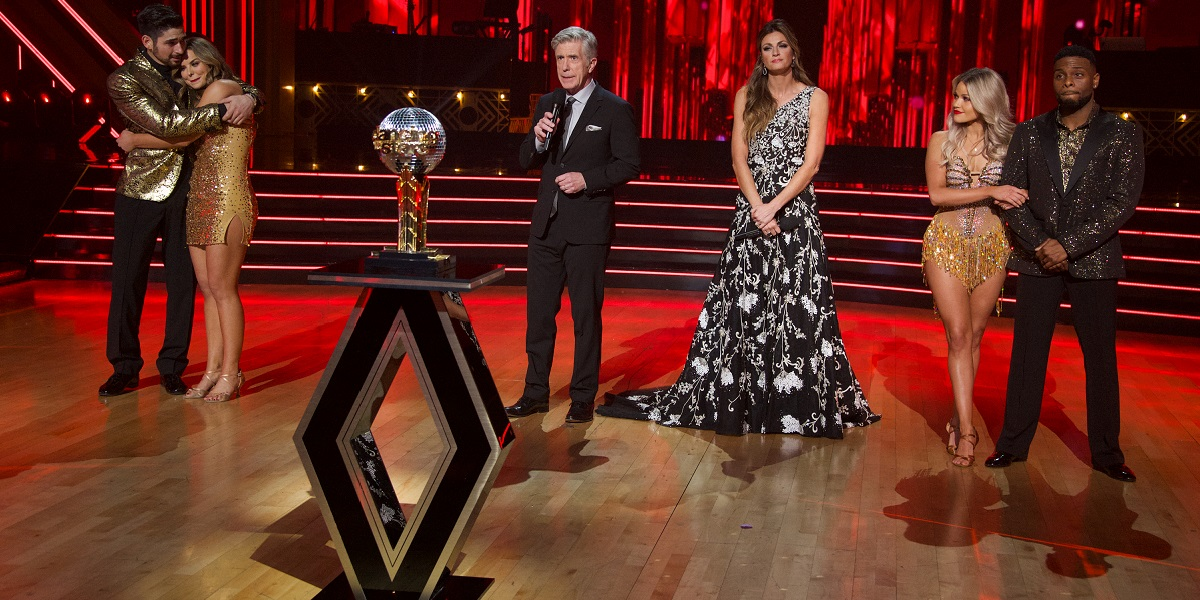 Frustrated Erin Andrews Defends Her Reaction To Dancing With The Stars 2019 Winners