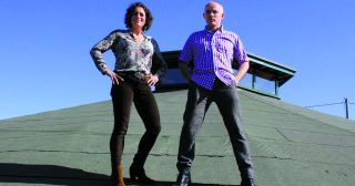 Alex Polizzi is no stranger to unreceptive hoteliers, but she has a really tough task on her hands this week when she tackles the Gyreum in County Sligo, north-west Ireland.