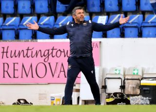 St Johnstone v Galatasaray – UEFA Europa Conference League – Third Qualifying Round – Second Leg – McDiarmid Park