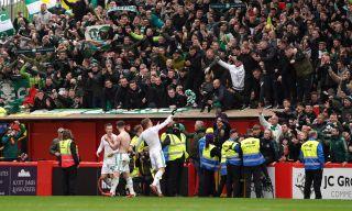 Aberdeen v Celtic – cinch Premiership – Pittodrie Stadium