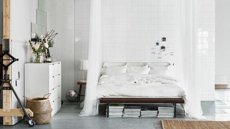 Ikea budget bedroom idea