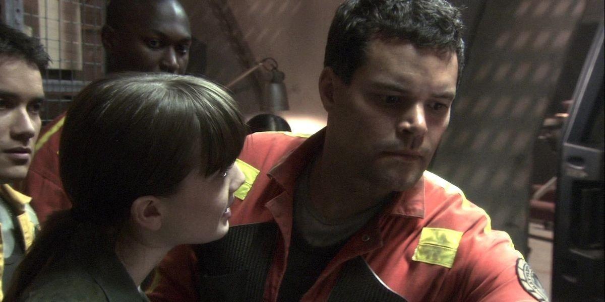 Aaron Douglas - Battlestar Galactica