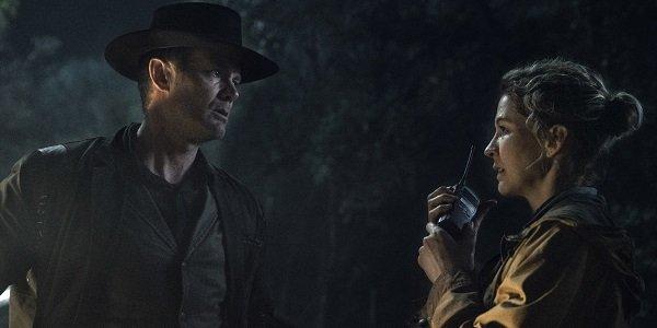 John Laurie Fear The Walking Dead AMC