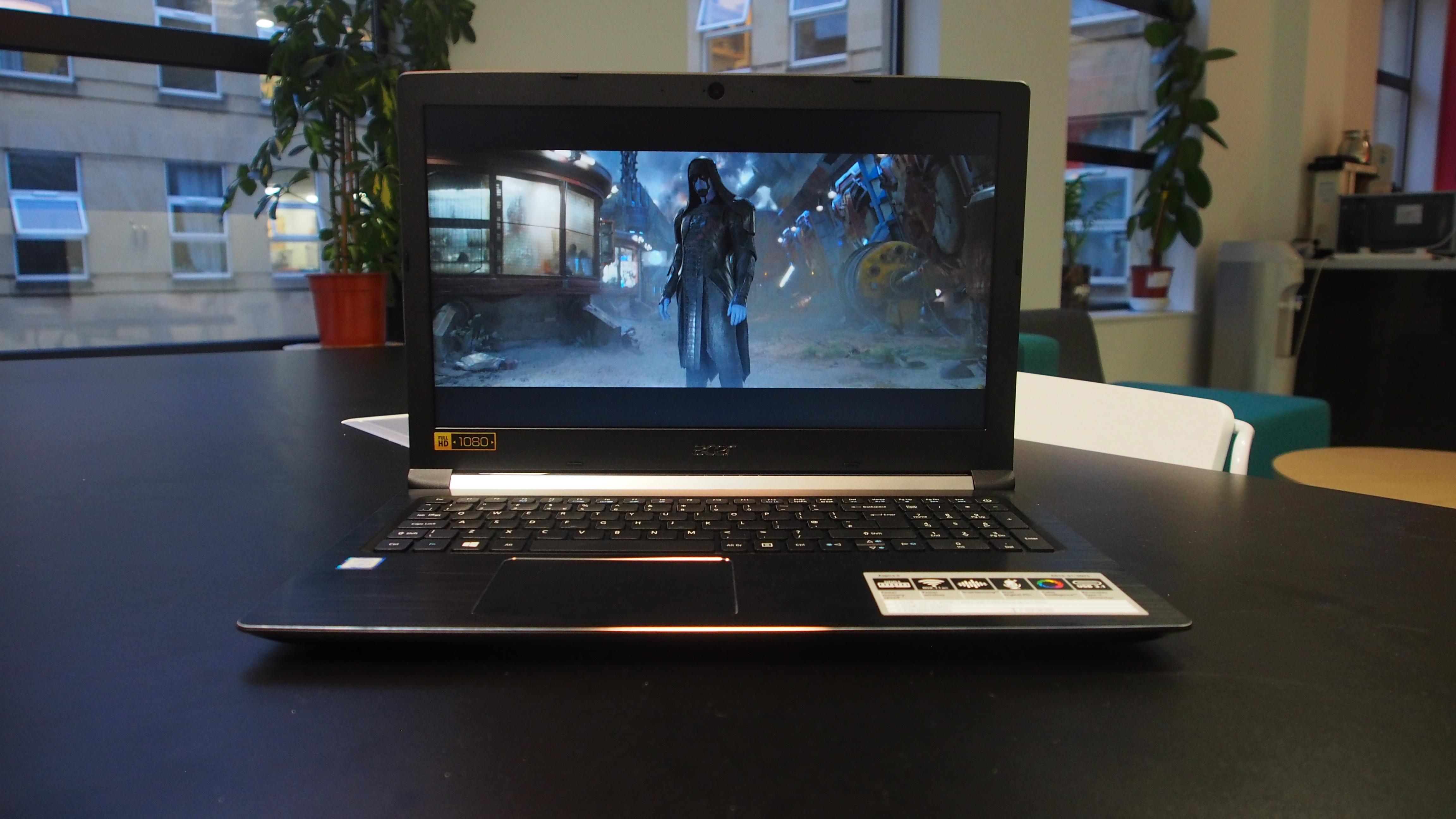 Acer Aspire 5 Performance Battery Life And Verdict Techradar E5 476g Intel Core I3 6006u