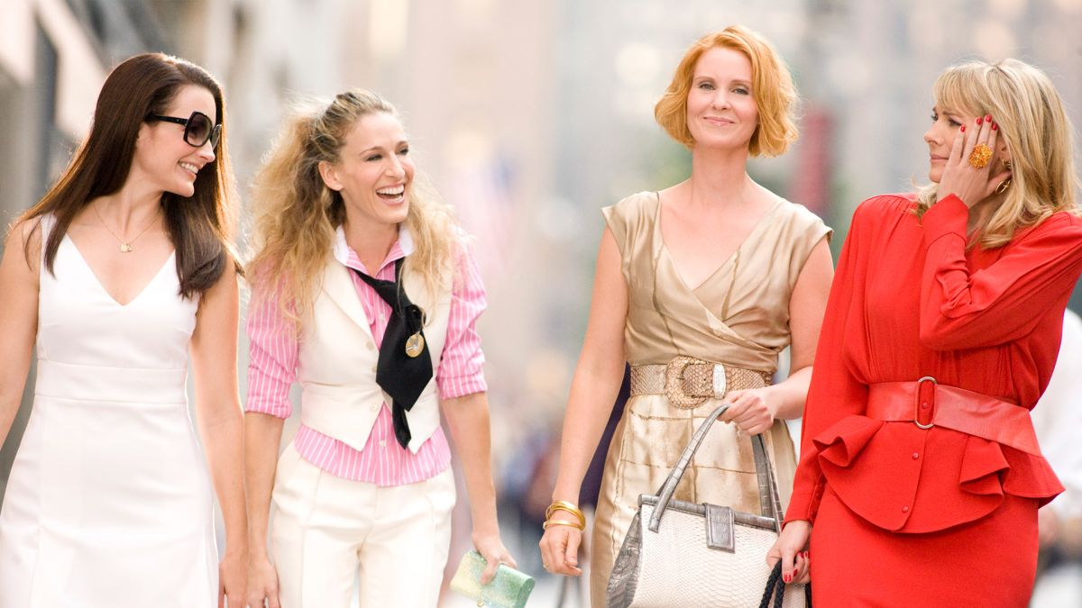 Which beauty icon from Sex And The City would you be? Plus the products they would use today