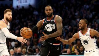 LeBron leads the team of his own name in this weekend's 2020 NBA All Star Game live streams