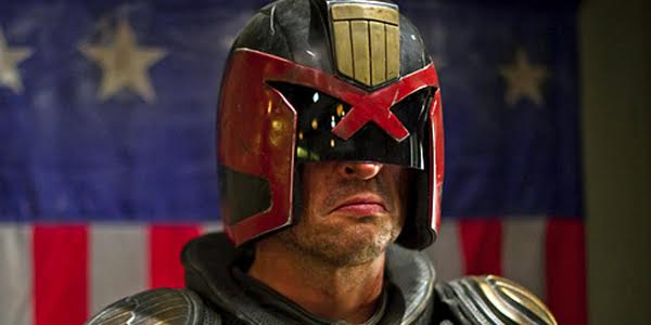 Judge Dredd Dredd TV