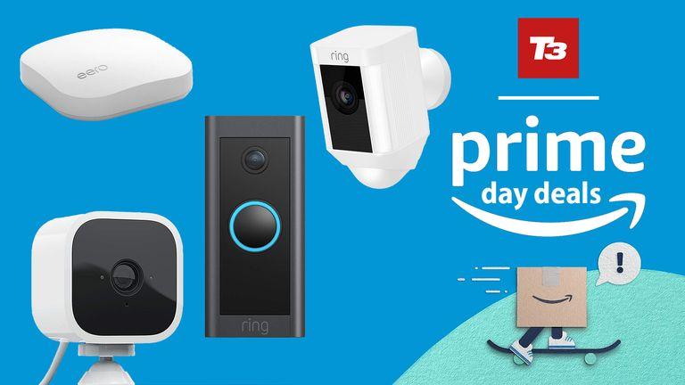 Amazon Prime Day Echo Eero Ring Blink
