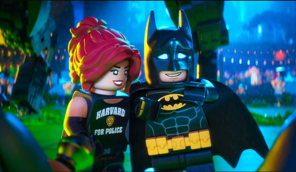 The LEGO Batman Movie Batman and Barbara