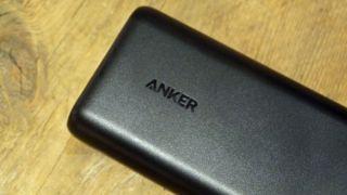 An Anker PowerCore 20100