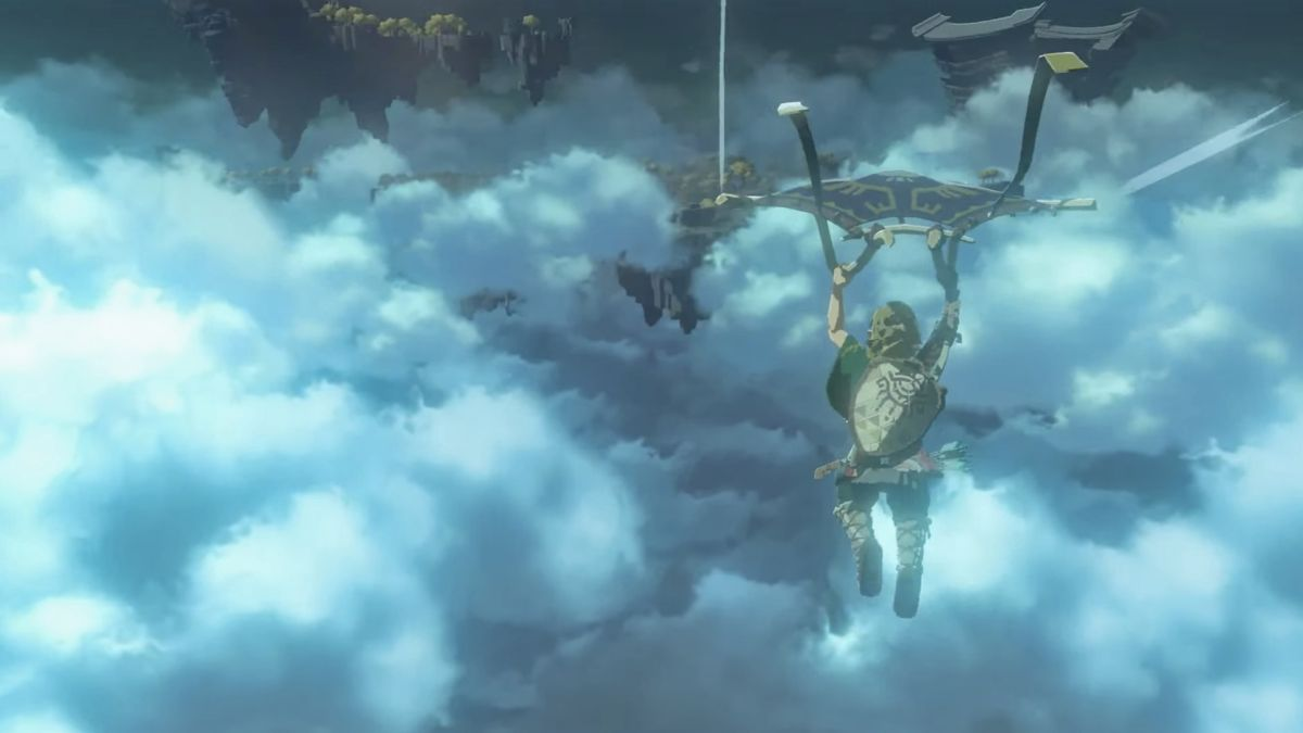 The Legend of Zelda: Breath of the Wild 2 trailer - what you may have missed