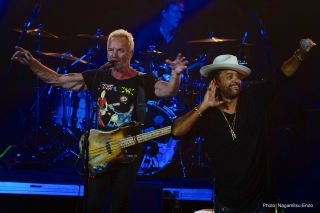Footage from Sting and Shaggy's concert will debut in the 8K Theater at SXSW 2019