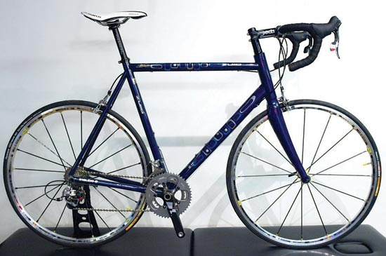 Zullo Inqubo Handmade Steel Bike Cycling Weekly