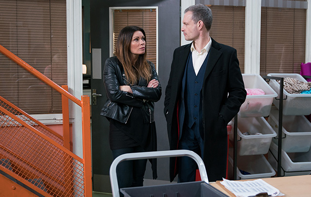 Coronation Street spoilers: Carla Connor has enemies everywhere...