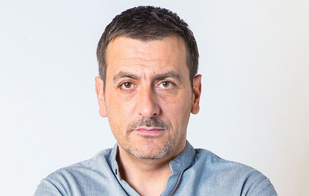 Coronation Street star Chris Gascoyne as Peter Barlow