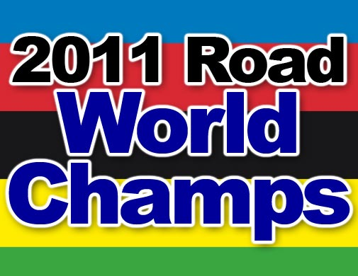 Road World Championships 2011 logo