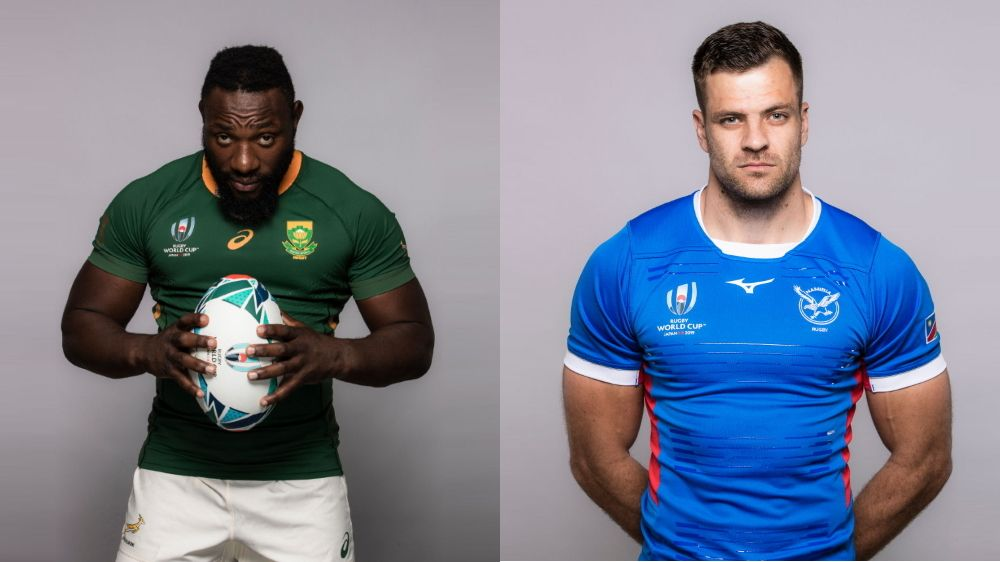 How to watch South Africa vs Namibia: live stream today's Rugby World Cup 2019 match from anywhere