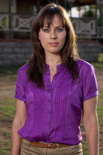 Jill Halfpenny: 'Fiona knows what she wants'