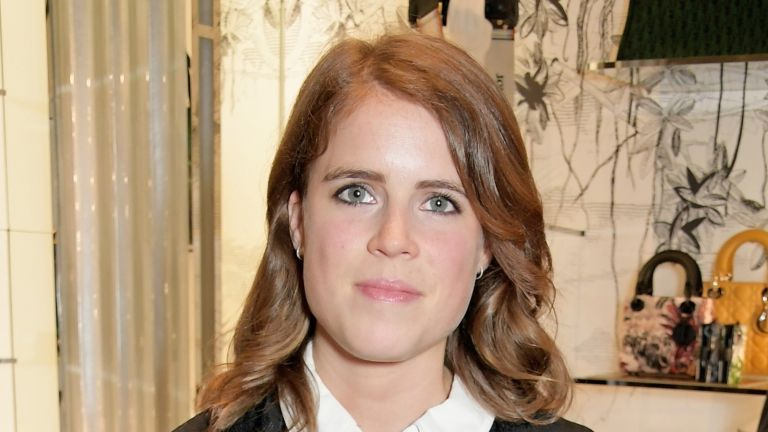 LONDON, ENGLAND - OCTOBER 01: Princess Eugenie of York attends the Dior Sessions book launch on October 01, 2019 in London, England. (Photo by David M. Benett/Dave Benett/Getty Images for Dior Couture)