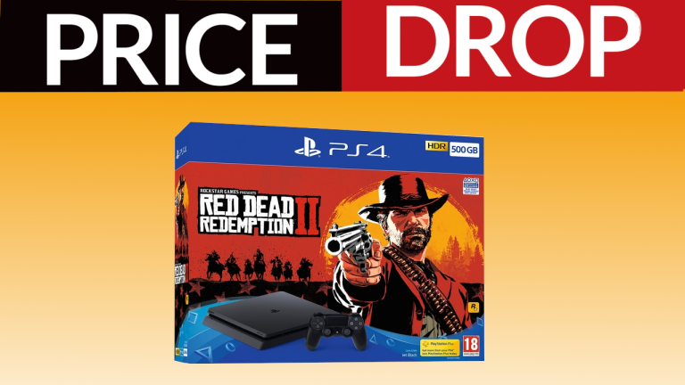 PS4 500GB Red Dead 2 bundle deal