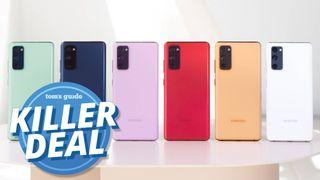 Galaxy S20 FE deals