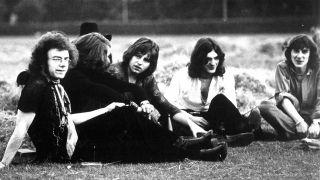 King Crimson in 1969