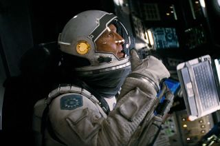 Interstellar Mission Patch Revealed In New Movie Trailer Space