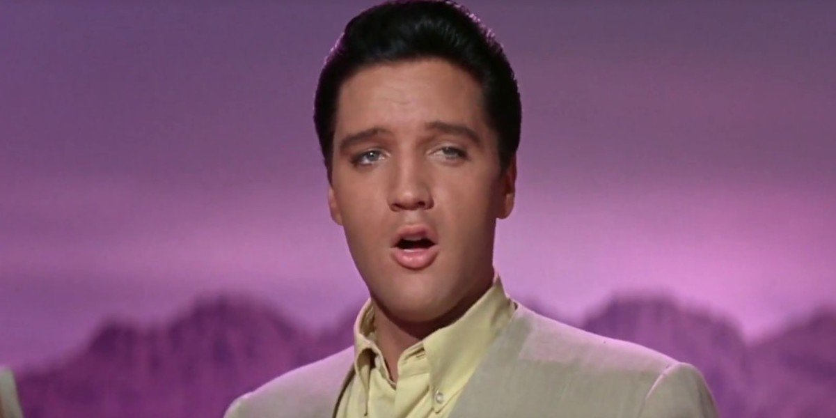 Elvis Presley in Viva Las Vegas movie