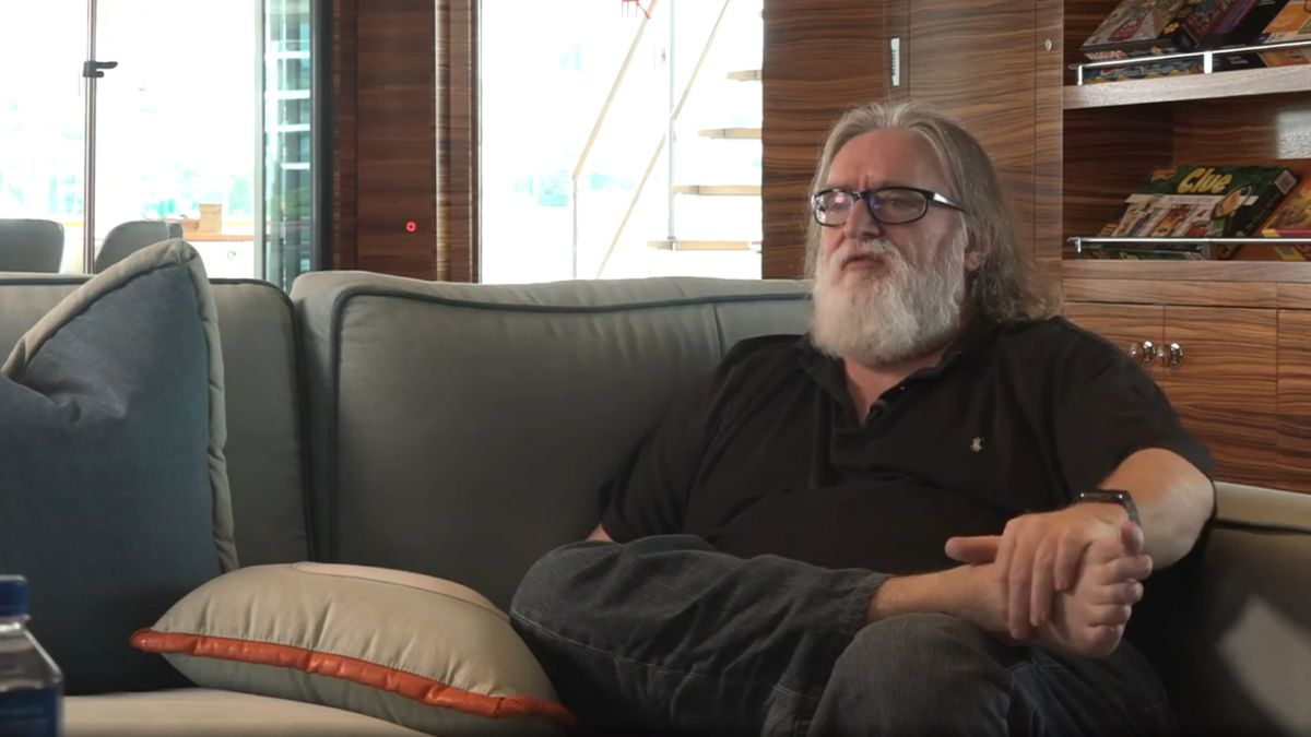 Gabe Newell believes brain interfaces will create games 'superior' to reality 'fairly quickly'