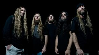 A press shot of Obituary