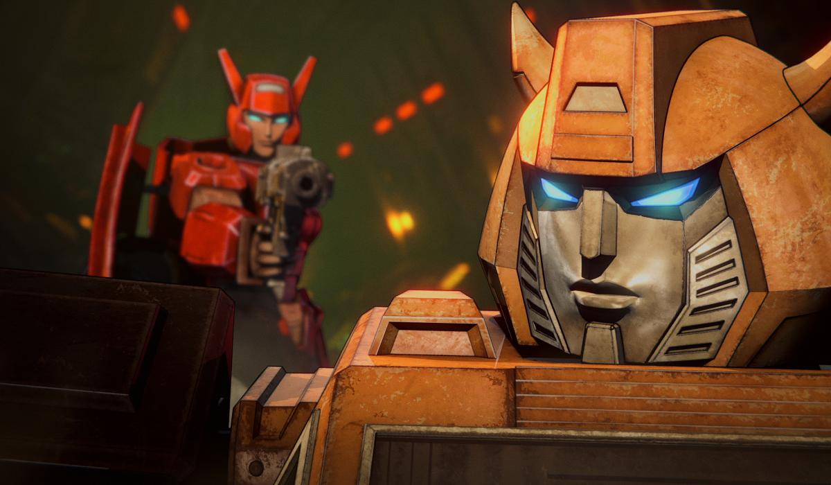 Transformers: War For Cybertron Netflix