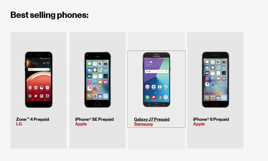 Verizon Wireless Prepaid Cell Phones Review - Pros and Cons
