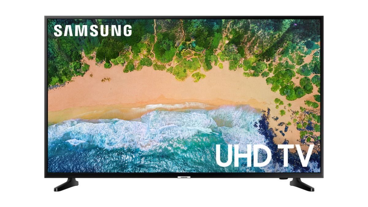 This 75-inch Samsung 4K HDR TV is perfect for gaming, and it's 25% off at Walmart now