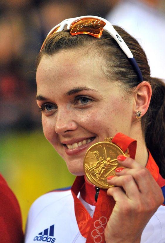 Victoria Pendleton gold medal Olympics 2008