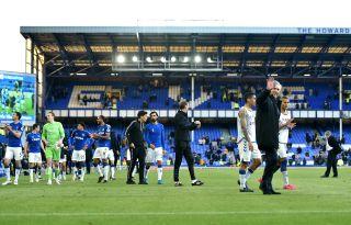Everton v Wolverhampton Wanderers – Premier League – Goodison Park