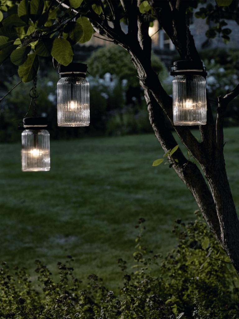 lampu gantung taman